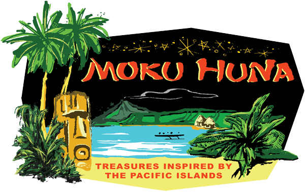 Moku Huna - Treasures Inspired by the Pacific Islands